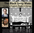 flyer for the event
